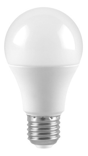 lampara bulbo led 6 watt e27 220 v blanco neutro/blanco frio