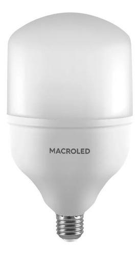 lampara bulbo led high power t120 20w e27 super potente