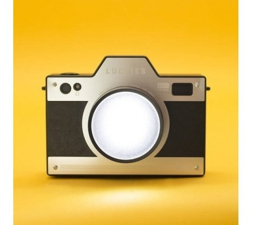 lámpara cámara light