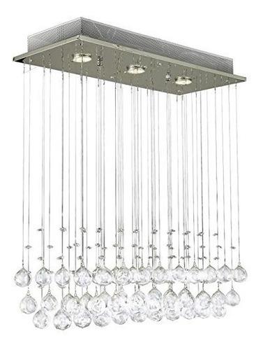 lampara candelabro candil para comedor bar lluvia
