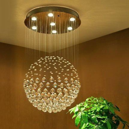 lampara candelabro candil para sala recamara baño esfera