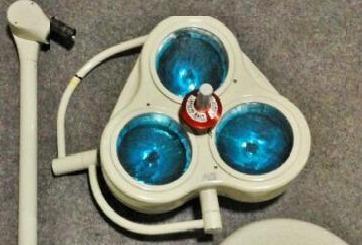 lámpara cielíticas heraeus hanaulux blue 130