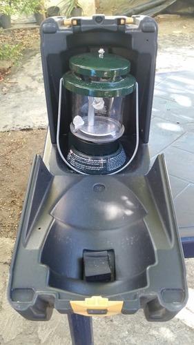 lámpara coleman