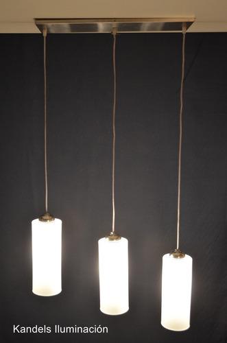 lampara colgante luces living comedor cocina dormitorio