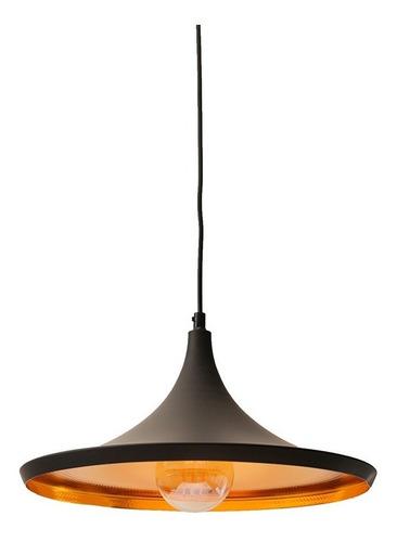 lámpara colgante beat wide dixon cocina cobre moderna deco