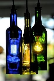 Colgante Botella Lampara De Vino Fondo Elige Sin Color kuwPXZiOT