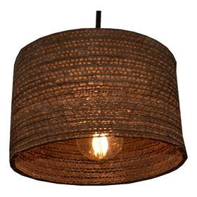 Lampara Colgante Circular 24 Decart Iluminación Sustentable