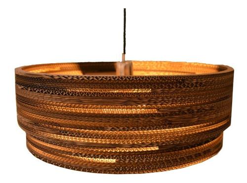 lampara colgante combinada 35 decart iluminación sustentable