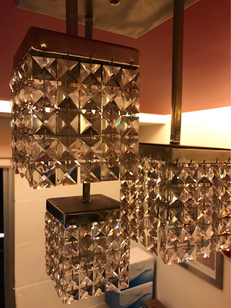 000 Colgante Con Swarovski10 00 Cristales Lámpara Ib6vyf7Yg