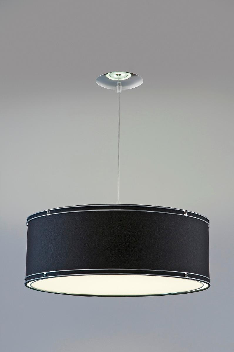 Lampara Apto 2 Doble Led Cromo Aro Luces Moderno Colgante m7yYgbf6vI