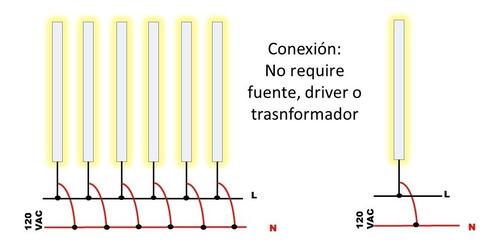 lampara colgante, lámpara led, luminaria led, tubo led