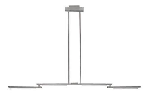 lampara colgante led moderna led 24w aluminio de diseño