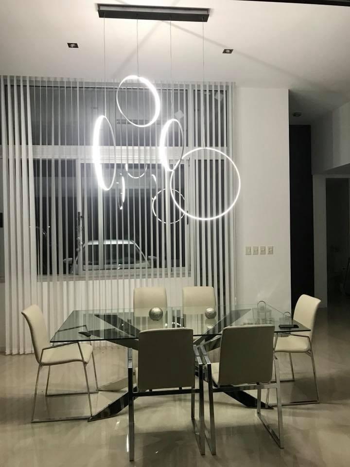 Encantador Iluminación De La Cocina Araña País Composición - Ideas ...