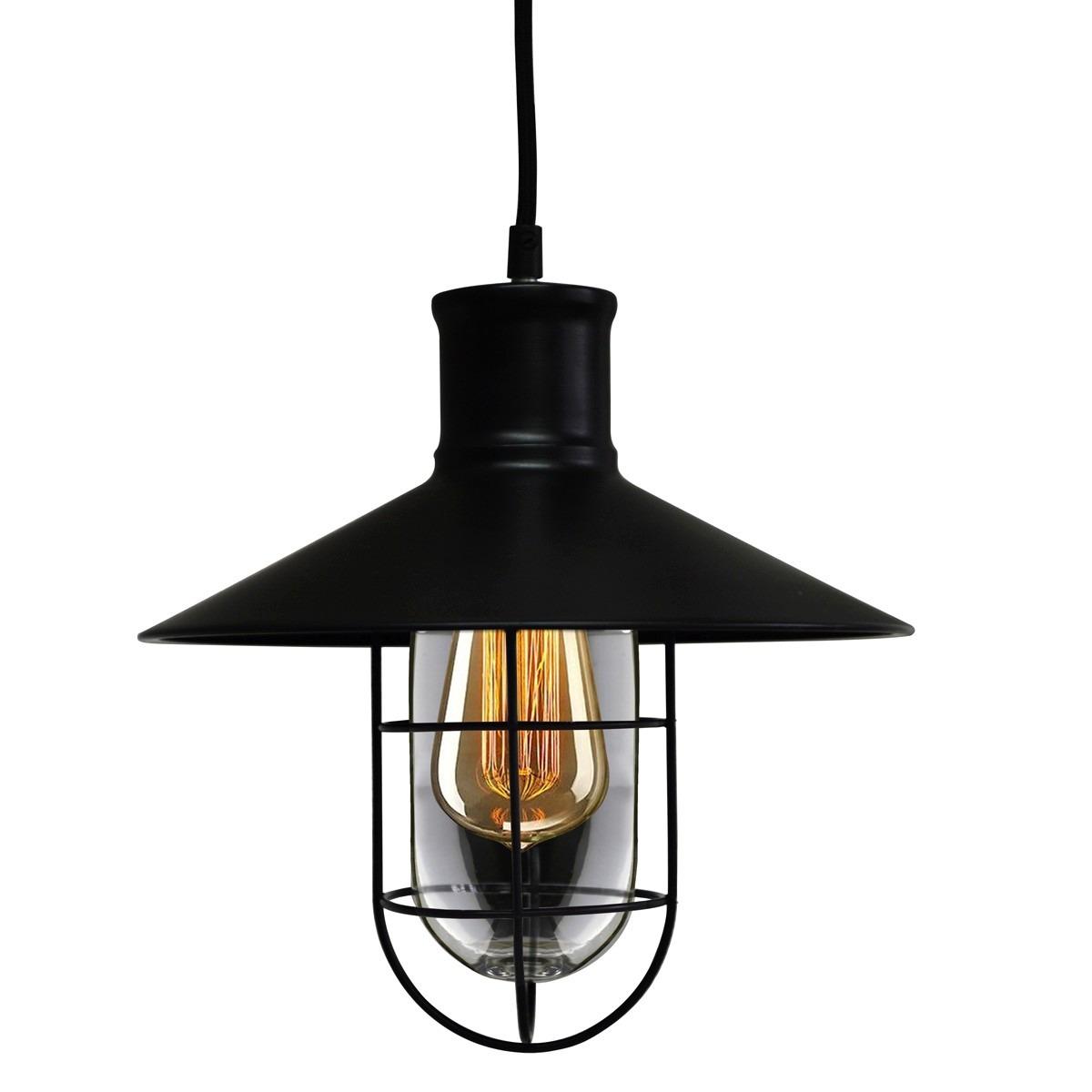 Candil decorativo lampara colgante e27 para interiores - Lamparas de interiores ...