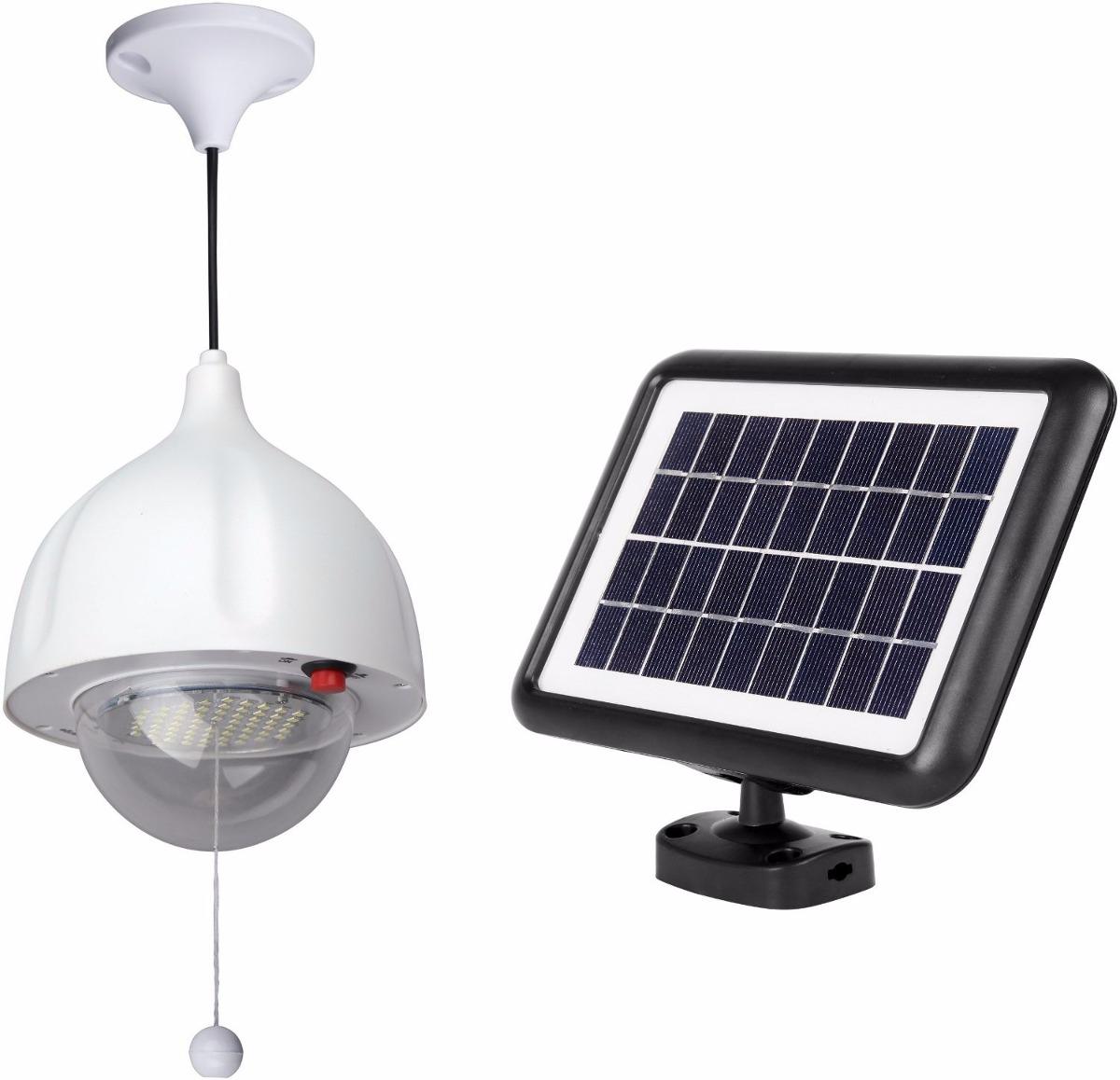 Lamparas solares para interiores - Lamparas solares interior ...