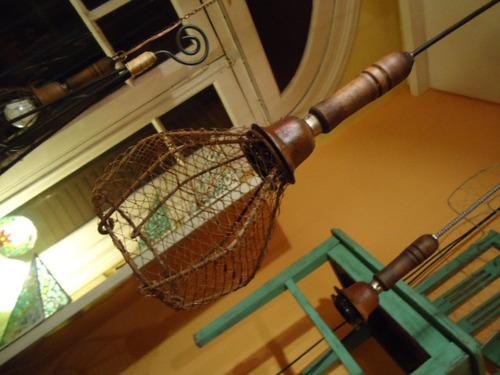 lampara colgante tipo taller