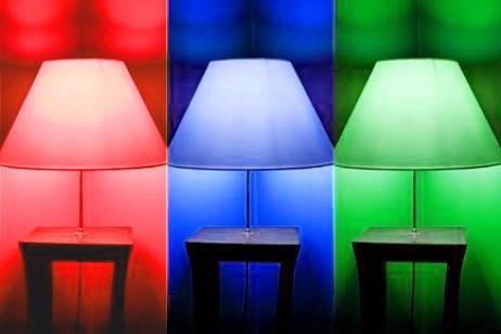 6w Verde Lámpara Color Led Luz E27 Bulbo YEDH29WI