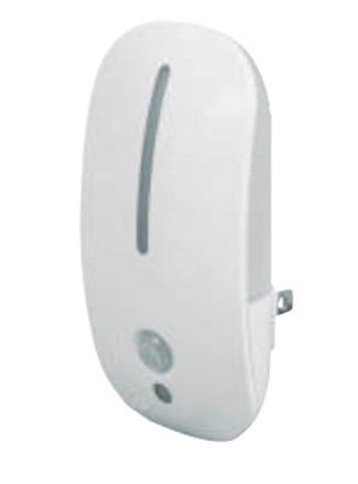 Lampara con 9 leds sensor de movimiento y luz voltech - Luz sensor movimiento ...