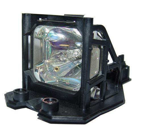 lámpara con carcasa para ask proxima p5 proyector