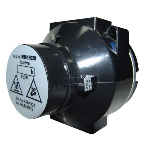 lámpara con carcasa para barco overview cdg80-dl / overview