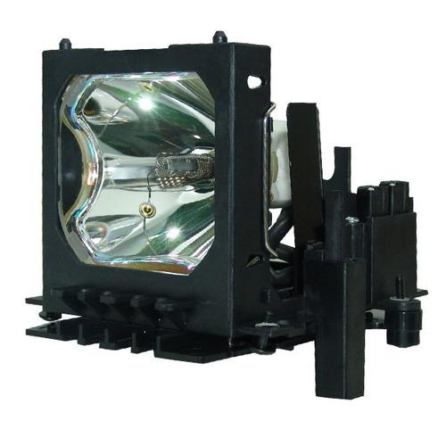 lámpara con carcasa para benq cpx1250 proyector proyection