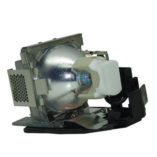 lámpara con carcasa para benq mp711c proyector proyection