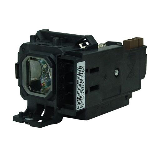 lámpara con carcasa para canon lv-7250 / lv7250 proyector