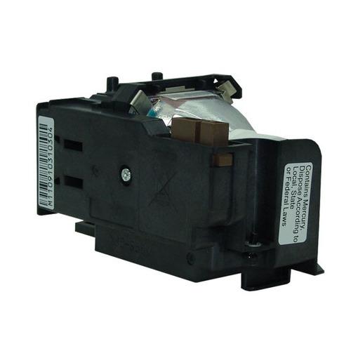 lámpara con carcasa para canon lv-7265 / lv7265 proyector