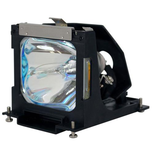 lámpara con carcasa para canon lv-7355 / lv7355 proyector