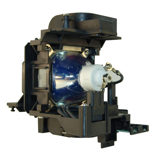 lámpara con carcasa para christie lx505 proyector