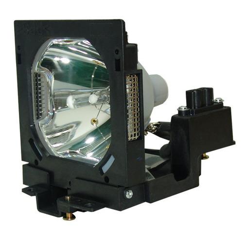 lámpara con carcasa para christie roadrunner lx65 proyector