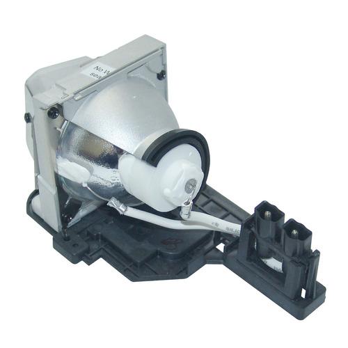 lámpara con carcasa para dell 1620hd proyector proyection