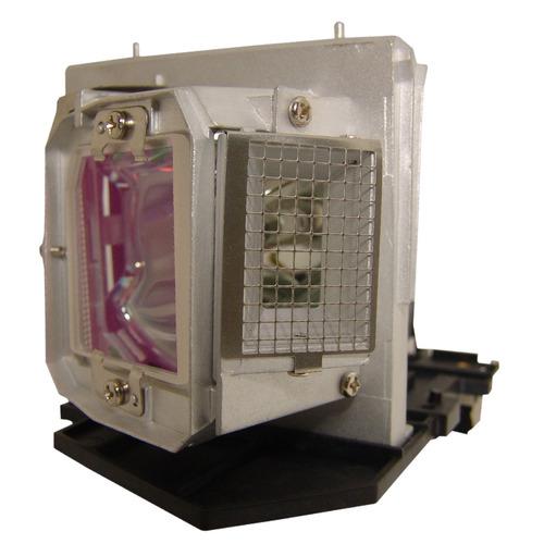 lámpara con carcasa para dell 4220 proyector proyection dlp