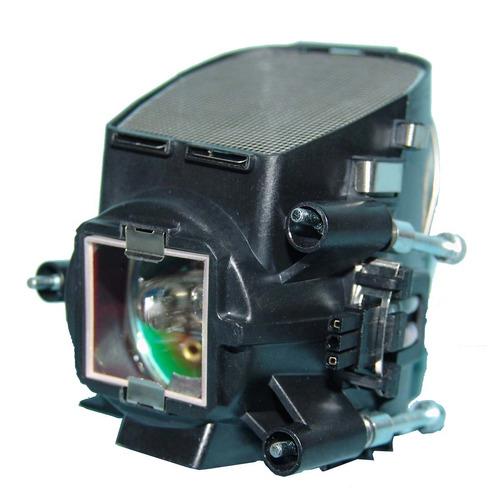 lámpara con carcasa para delta dp-3616 / dp3616 proyector