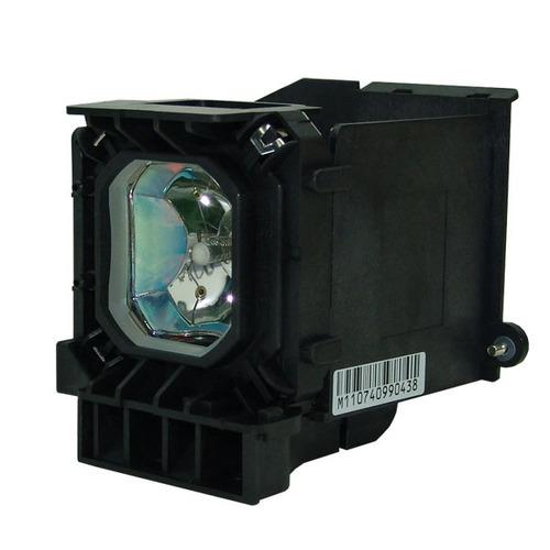 lámpara con carcasa para dukane 4568806 proyector