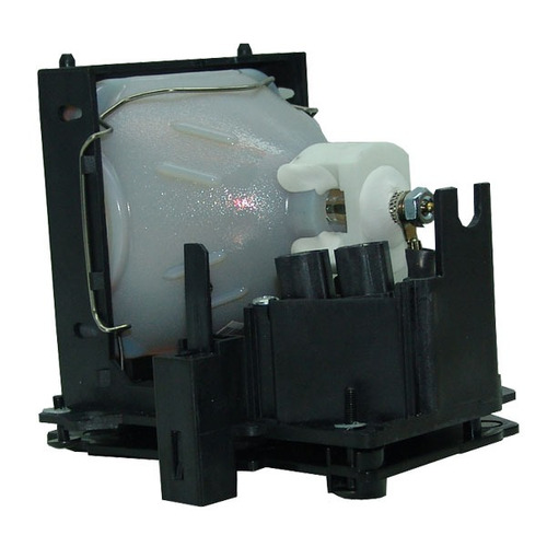 lámpara con carcasa para dukane ipro 8711 proyector