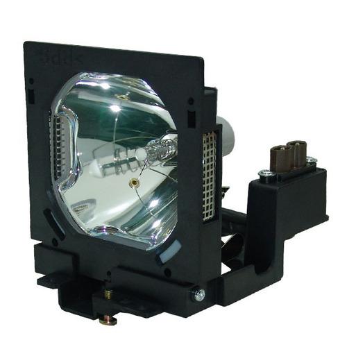 lámpara con carcasa para eiki lc-w4 / lcw4 proyector