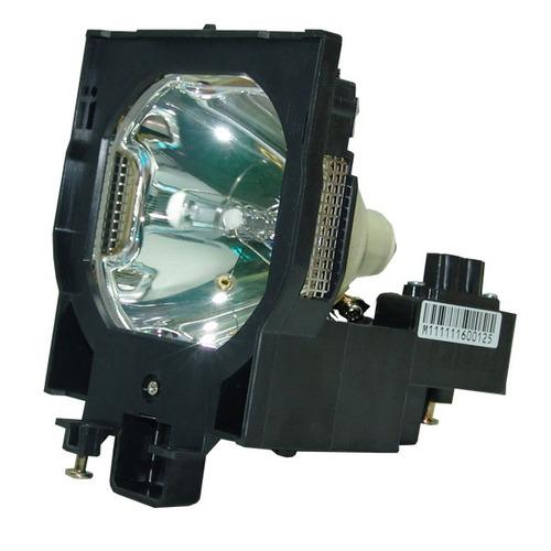 lámpara con carcasa para eiki lcuxt3d proyector proyection