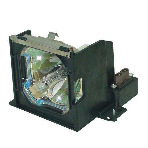 lámpara con carcasa para eiki lcw3n proyector proyection