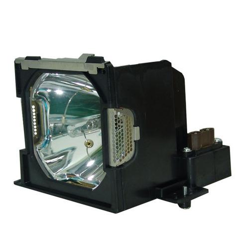 lámpara con carcasa para eiki lcx70m proyector proyection