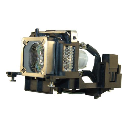 lámpara con carcasa para eiki lcxb100ue proyector