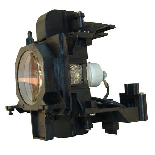 lámpara con carcasa para eiki lcxl100 proyector proyection