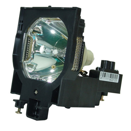 lámpara con carcasa para eiki lcxt9c proyector proyection