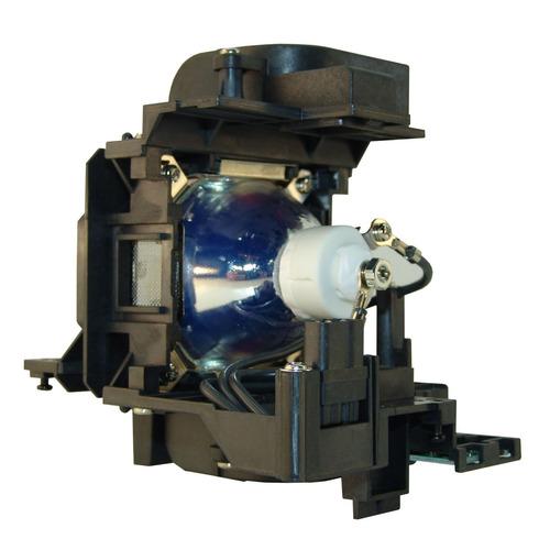 lámpara con carcasa para eiki poalmp137 proyector