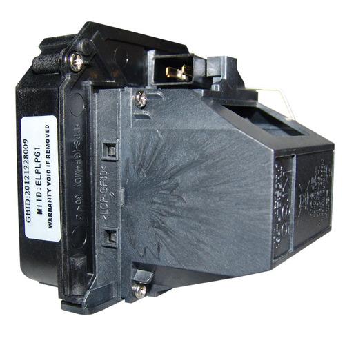 lámpara con carcasa para epson 435w proyector proyection