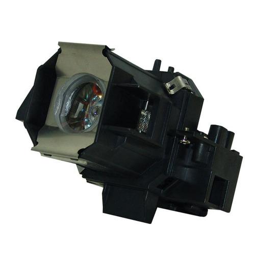 lámpara con carcasa para epson elp-lp39 / elplp39 proyector