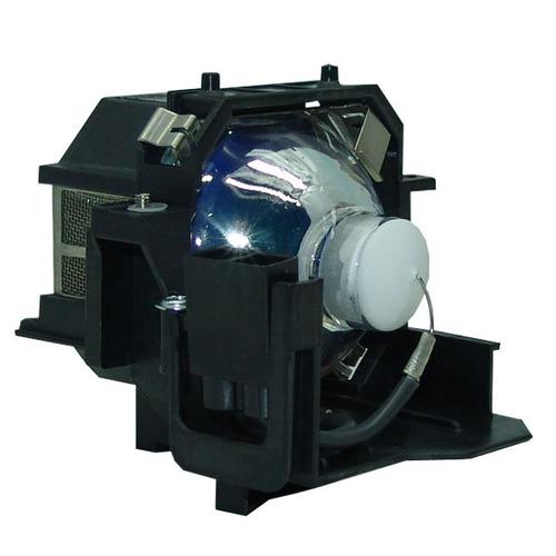 lámpara con carcasa para epson emp-410w / emp410w proyector