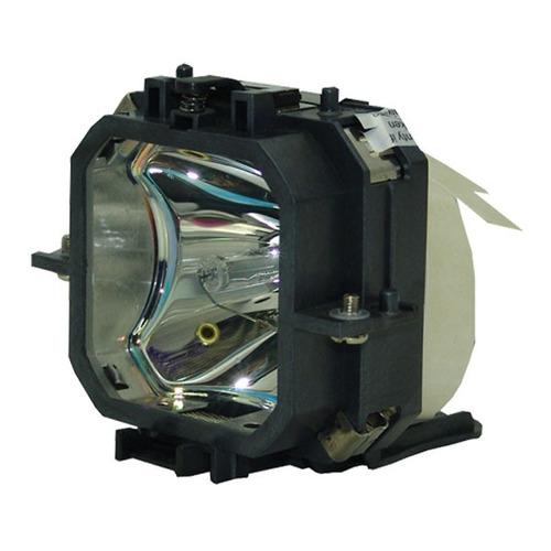 lámpara con carcasa para epson emp-730c / emp730c proyector