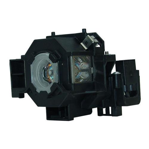 lámpara con carcasa para epson emp-ex70 / empex70 proyector