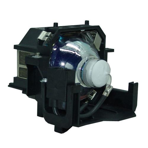 lámpara con carcasa para epson emp-w6 / empw6 proyector